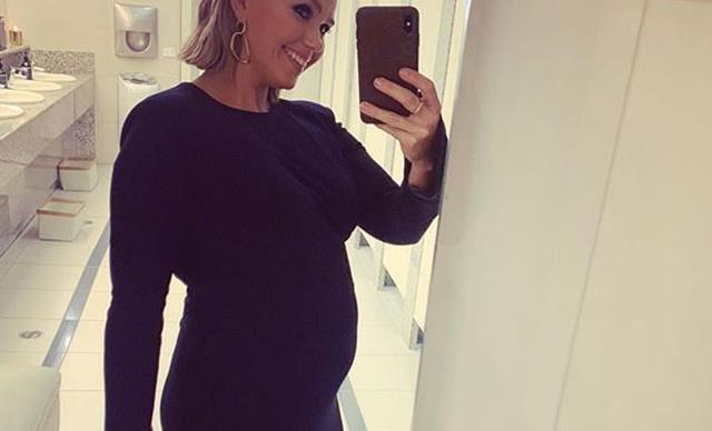 It's a girl! Sunrise's Edwina Bartholomew and husband Neil Varcoe welcome first child