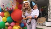 Inside the lavish birthday party Nadia Bartel threw for her one year-old son Henley