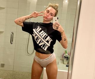 Oh no she didn't! Miley Cyrus backtracks after suggesting her break up with Liam turned her gay