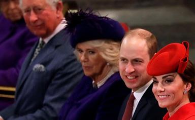 A bunch of royal family members are heading to Japan this week for a very special event