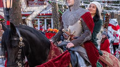The full list of Netflix Original Christmas movies premiering this year