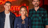 EXCLUSIVE: Harley Breen gave the most solid advice to The Bachelorette boys ahead of their stand-up date