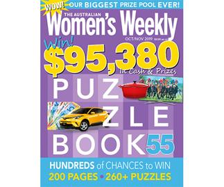 The Australian Women's Weekly Puzzle Book Issue 55