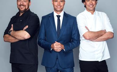 """My Kitchen Rules returns in 2020 with Manu Feildel and Colin Fassnidge as """"group mentors"""""""