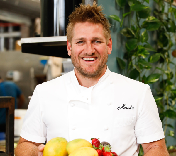 Celebrity chef Curtis Stone knocked back an offer to be a judge on MasterChef