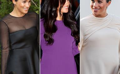 Glorious gowns and cool-girl chic: Why 2019 was Meghan Markle's most fashion-forward year to date
