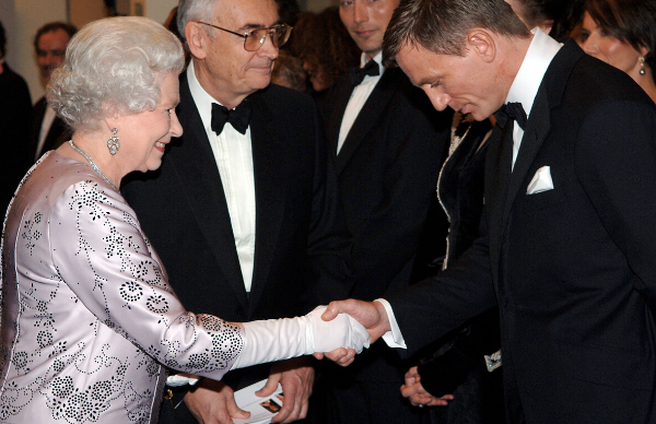 The Queen's very specific request for her Olympics cameo with James Bond