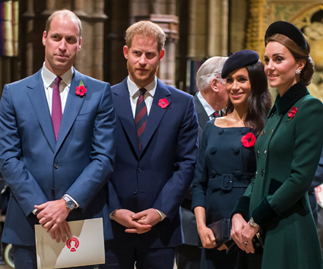 The royal 'fab four' will reunite for the first time since Meghan Markle and Prince Harry's explosive documentary interview