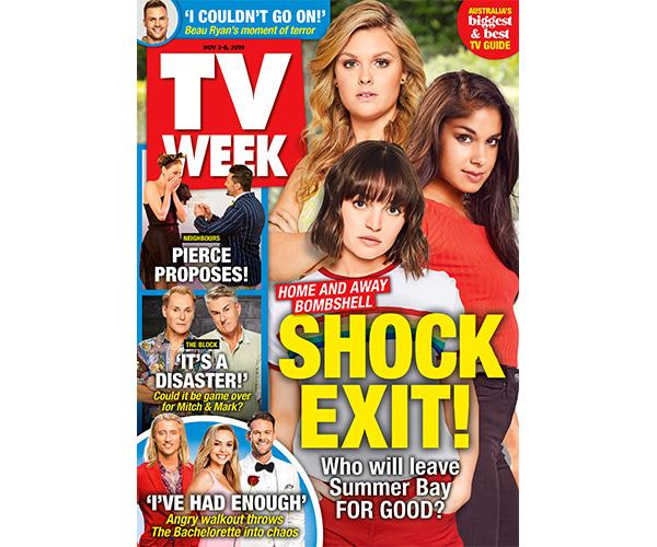 Enter TV WEEK Issue 44 Puzzles Online