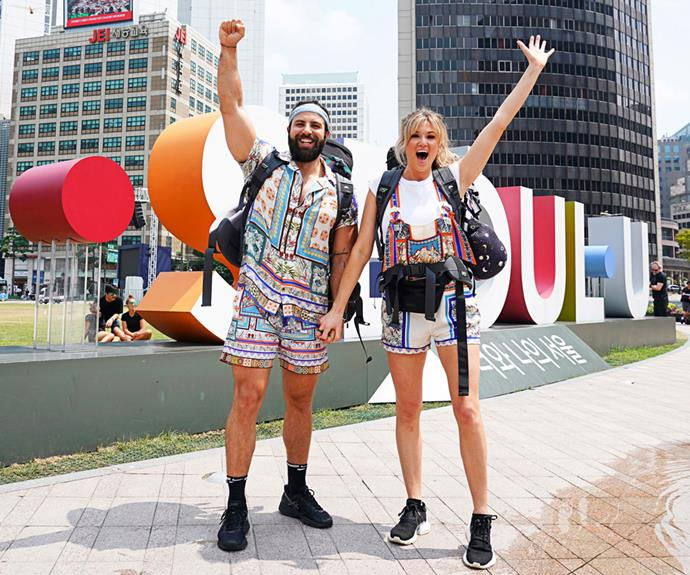 The Amazing Race Australia: Bondi couple Sid and Ash sabotage the other teams to get ahead