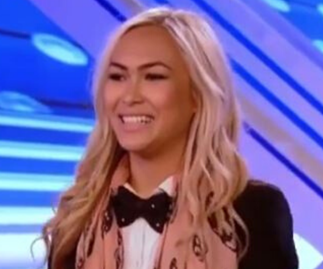 Love Island's Cassie was on X Factor UK and you HAVE to see it to believe it!