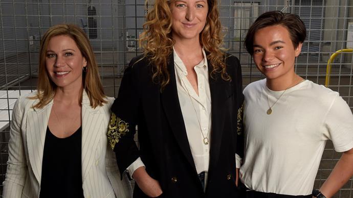 Jane Hall, Kate Box and Zoe Terakes join Wentworth ahead of final seasons