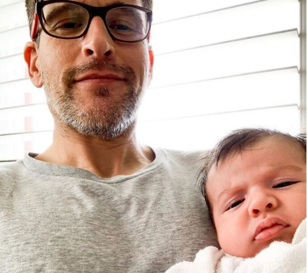 EXCLUSIVE: Osher Günsberg says he's done having kids and is about to have a vasectomy