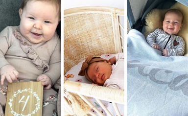 The celebrity-inspired Christmas gifts you and your baby will love