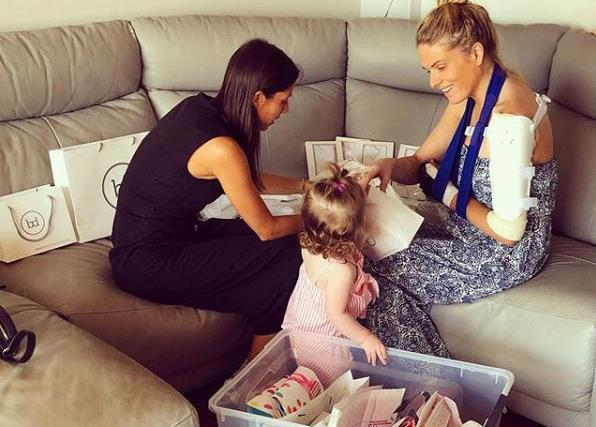 Erin Molan unveils exciting new project days after leaving hospital