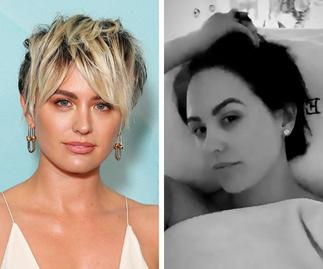 富兰克林·埃珀·格雷·格雷·扎克伯格给她的新发型很棒