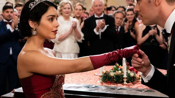 The Princess Switch is getting a sequel and Vanessa Hudgens will play THREE characters