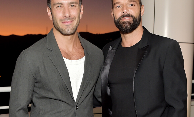 It's a boy! Ricky Martin welcomes fourth child with husband Jwan Yosef