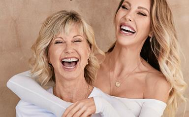 "EXCLUSIVE: Olivia Newton-John and her daughter Chloe Lattanzi: ""Every moment is precious"""