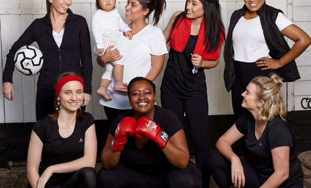 Strong Women Challenge: Get fit while empowering women around the world
