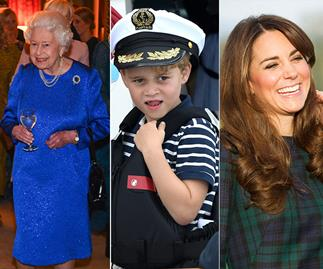 From Cabbage to Zoey: We've rounded up the best royal nicknames