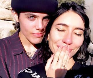 The Veronicas' Jessica Origliasso shares her exciting engagement news
