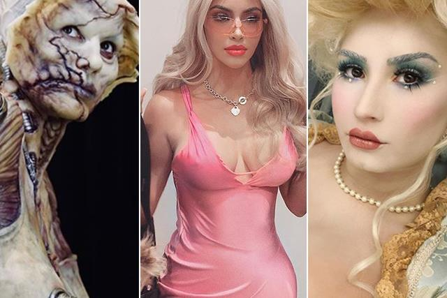 Spooky stuff! The best celebrity Halloween costumes for 2019