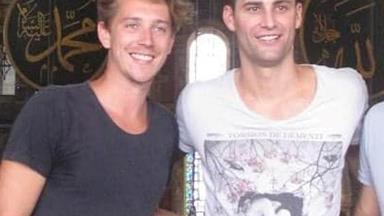 EXCLUSIVE: We asked Gogglebox's Symon Lovett to explain THAT photo with Jamie Doran from The Bachelorette