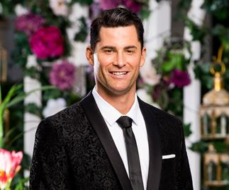 """It's been difficult!"" Jamie Doran reveals The Bachelorette boys are rallying around him as he receives death threats"