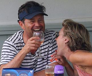 EXCLUSIVE PICS: Steve Jacobs' sexy date with a school mum revealed