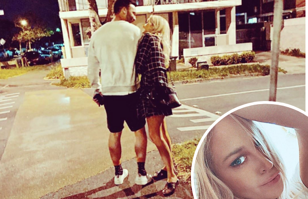 Jimmy Bartel's girlfriend Lauren Brand posts gushing tribute to her new man