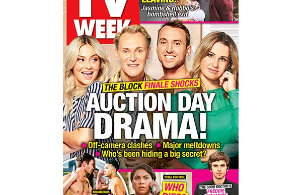 Enter TV WEEK Issue 45 Puzzles Online