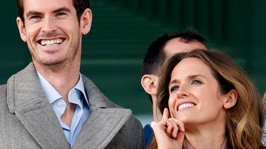 Game, set, baby! Tennis great Andy Murray welcomes brand new son with wife Kim Sears