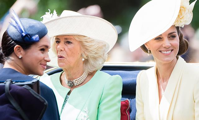 Royal pals Meghan, Kate & Camilla are about to make a rare joint appearance for a special event