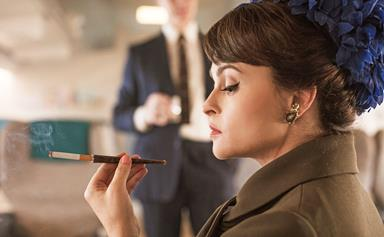 She may not play the monarch; but Helena Bonham Carter steals the screen as Princess Margaret in The Crown