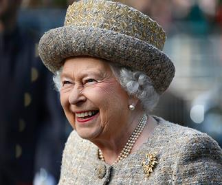 The Queen has just made a dramatic (and heartwarming!) change to her wardrobe