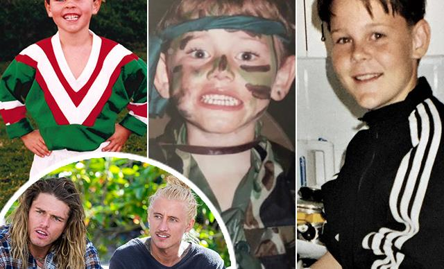 These pics of the Bachelorette boys as kids are enough to make you giddy