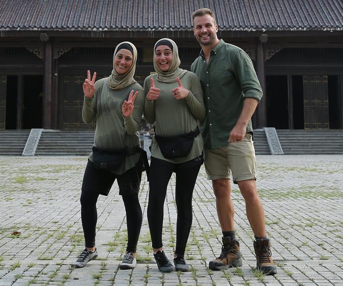 """As Muslim women, we can do anything!"" Rowah and Amani are overwhelmed by the support from Amazing Race fans"