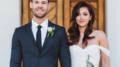 The Bachelorette star Carlin Sterritt's wife posts heartwarming tribute to her former lover
