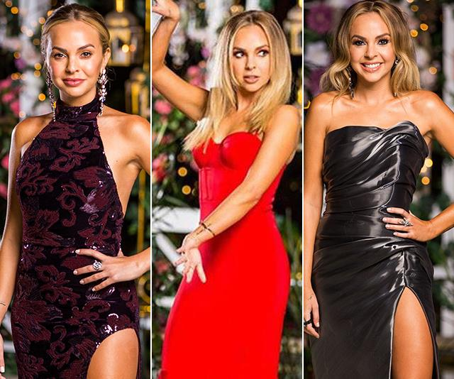 Bachelorette bombshell: Every single jaw-dropping dress Angie Kent has worn on the show