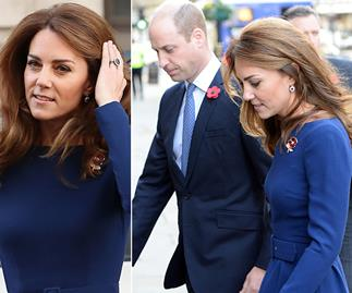 Duchess Catherine pays a beautiful tribute to Princess Diana as she steps out with Prince William