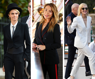 Can you wear pants to a cocktail event? This celeb stylist says abso-bloody-lutely!