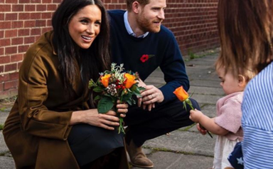 Duchess Meghan reveals that Archie's baby teeth have come through in new video