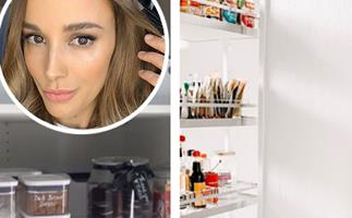 Inside Bec Judd's brilliantly organised pantry