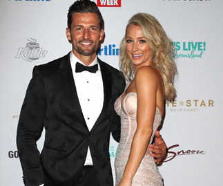 Is this the end? The telling sign that Tim Robards and Anna Heinrich may have split