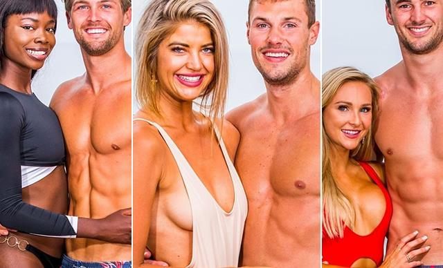 Who are all the Love Island Australia 2019 couples?