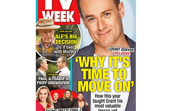 Enter TV WEEK Issue 46 Puzzles Online