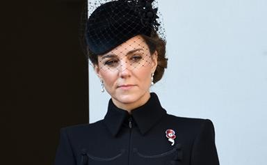 Duchess Catherine's brooch at the Remembrance Day service was a sweet nod to her grandmother