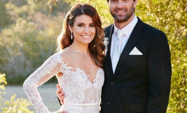 Home And Away reunion! Ada Nicodemou meets Charlie Clausen's baby daughter