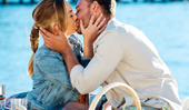The road to The Bachelorette finale: Angie Kent and Carlin Sterritt's love story in pictures